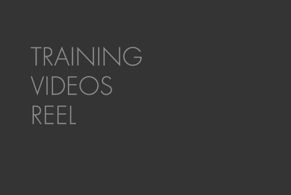 A feature image for corporate training video production reel produced by EKADOO.com