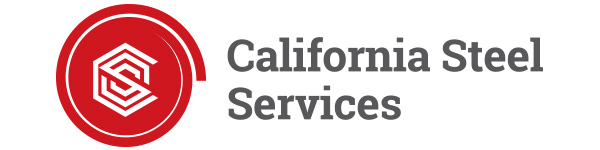 Redesigned logo - California Steel Services