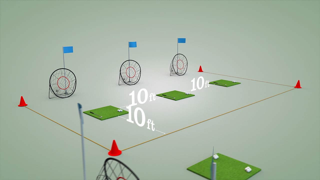 Online-franchise training TGA 3d animation screenshot 6